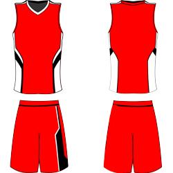 Desain Kostum basket terbaru