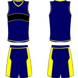 Desain Jersey Basket Terbaru