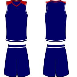 Desain Seragam Basket keren