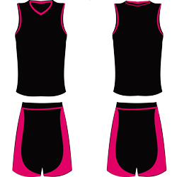 Desain Kaos Basket Terbaru