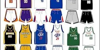 820 Koleksi Desain Baju Basket Polos Gratis Terbaru