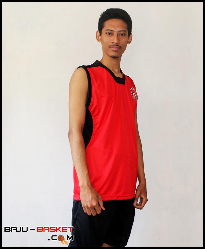 Seragam Kaos Basket PPIC Toyota Jakarta