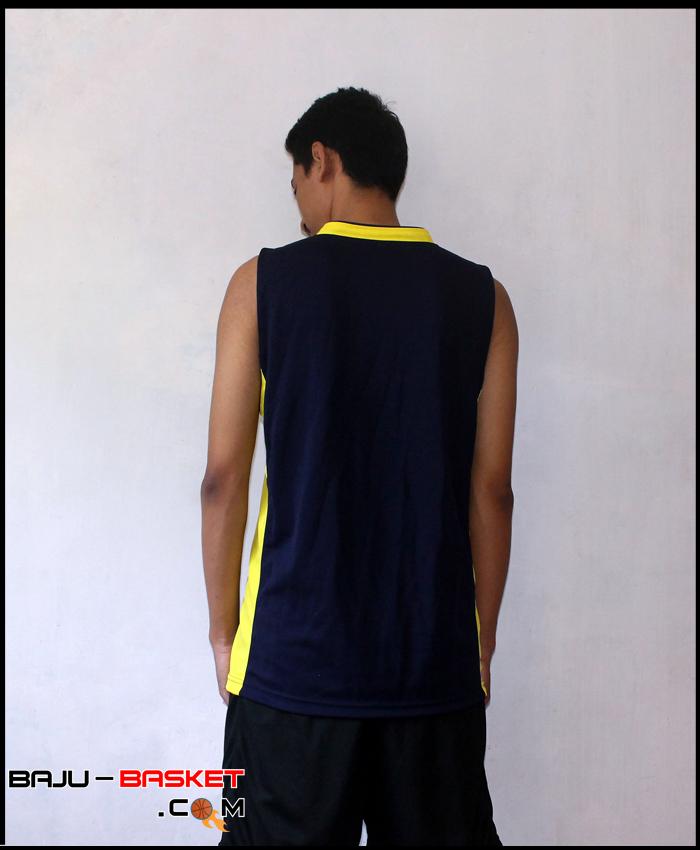 Kaos Basket Storm Jakarta