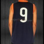 Desain Jersey basket