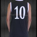 Bikin design kaos basket