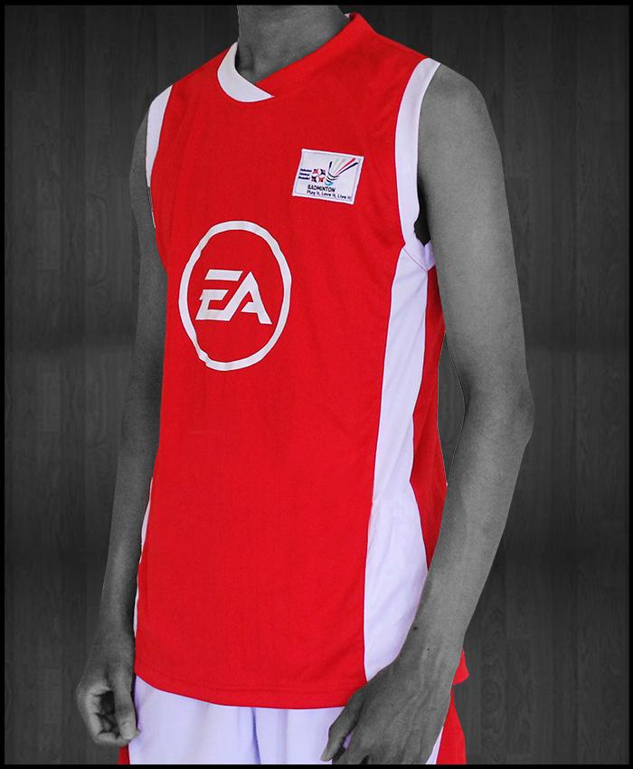 Model jersey basket bandung
