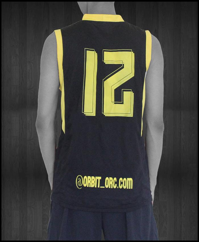 Model jersey basket Printing